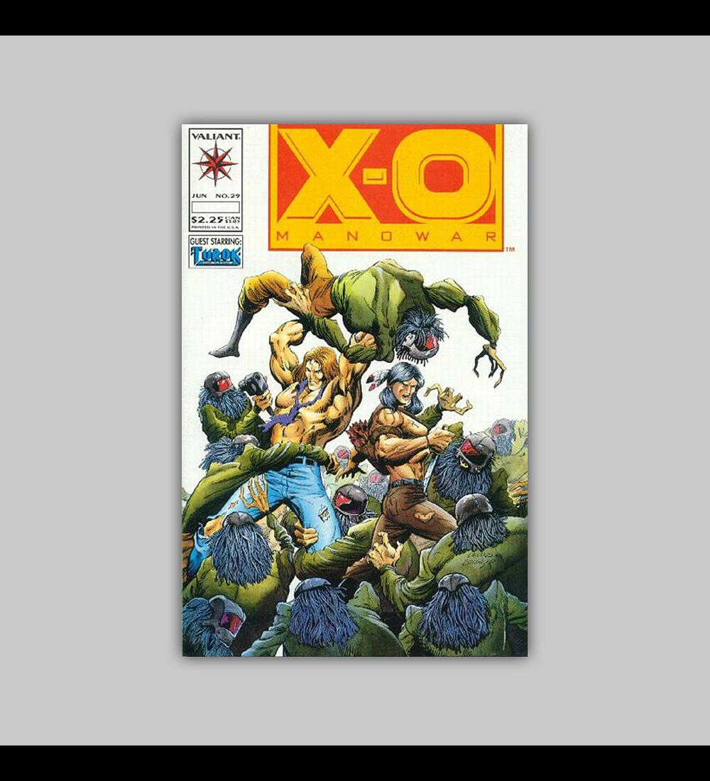 X-O: Manowar 29 1994