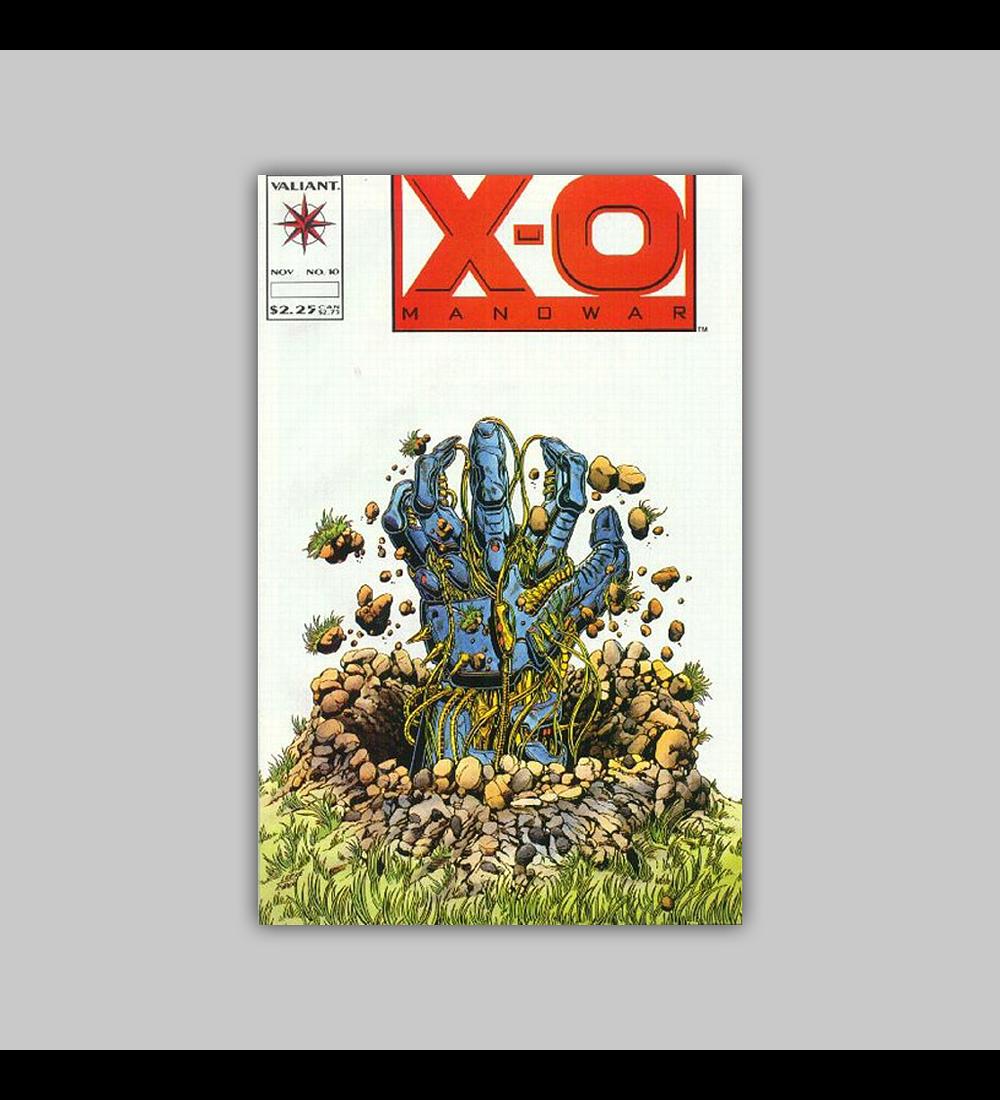 X-O: Manowar 10 1992