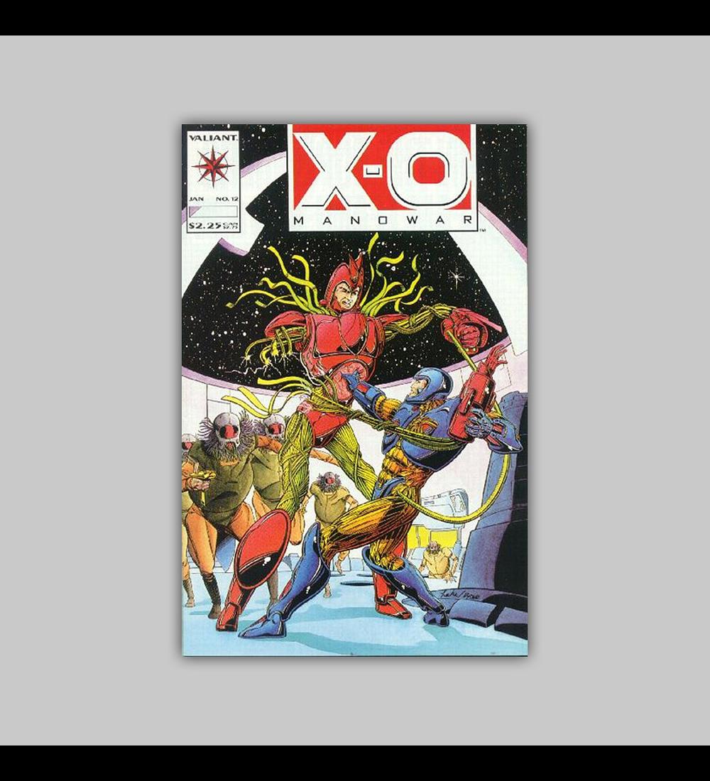 X-O: Manowar 12 1993