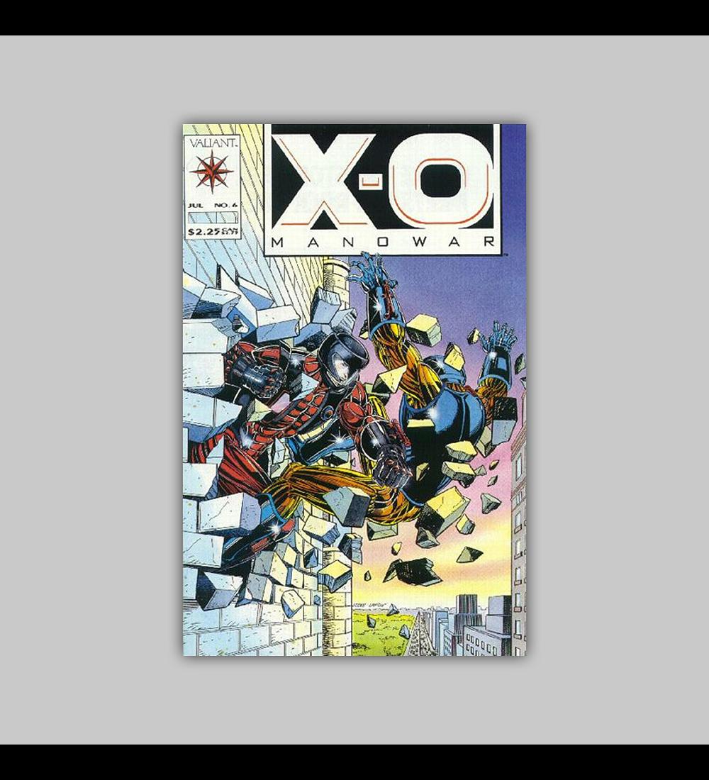 X-O: Manowar 6 1992