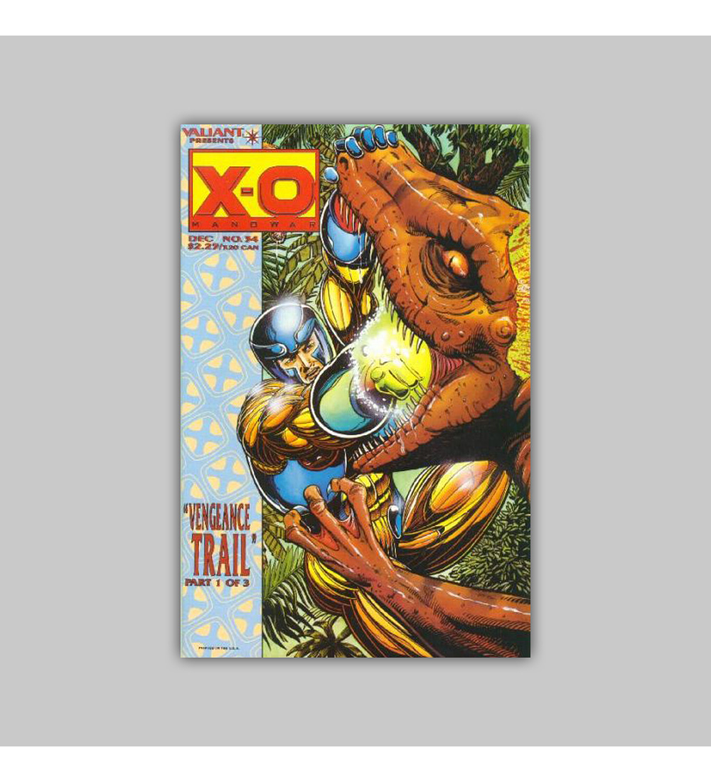 X-O: Manowar 56 1996