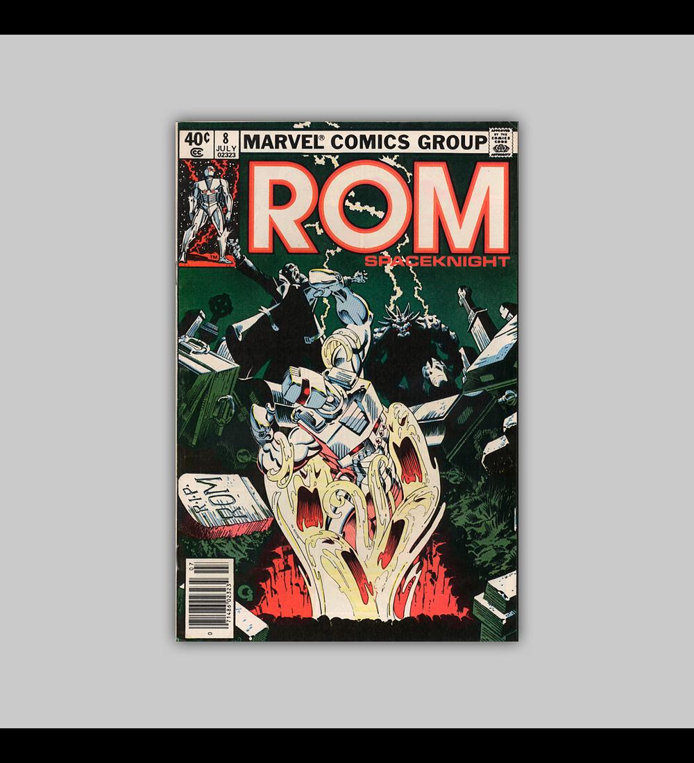 Rom 8 1980