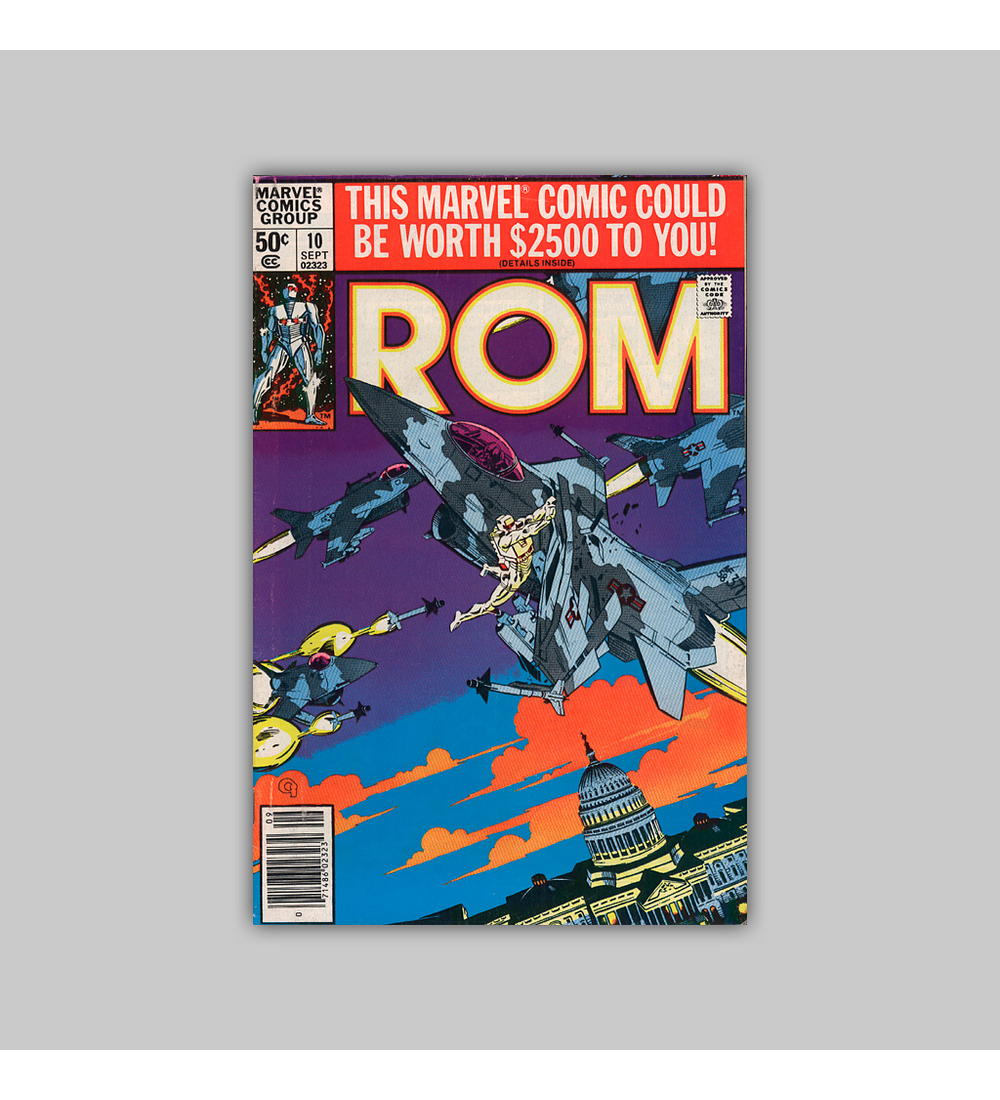 Rom 10 1980