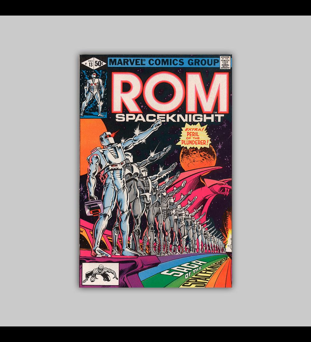 Rom 13 1980