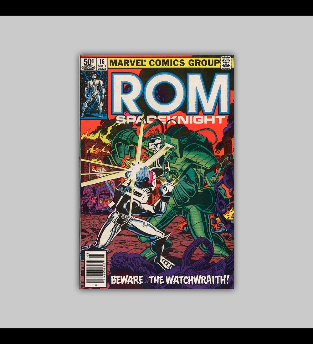 Rom 16 1981