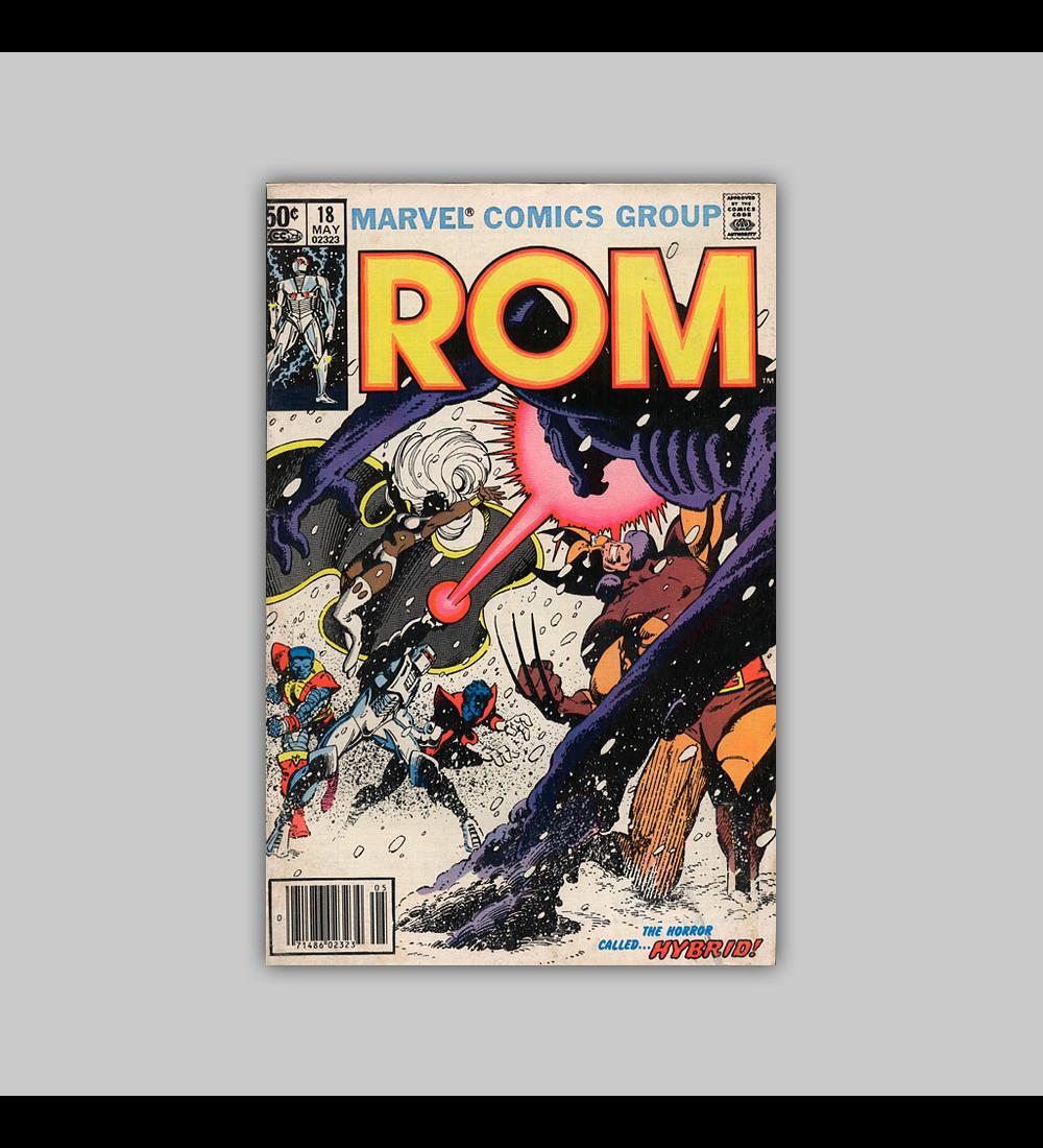 Rom 18 1981