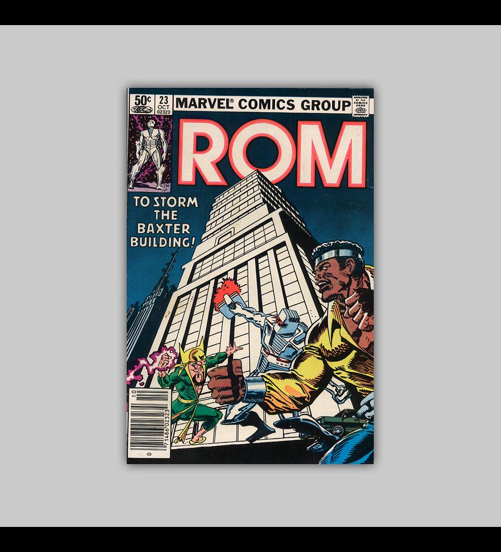 Rom 23 1981