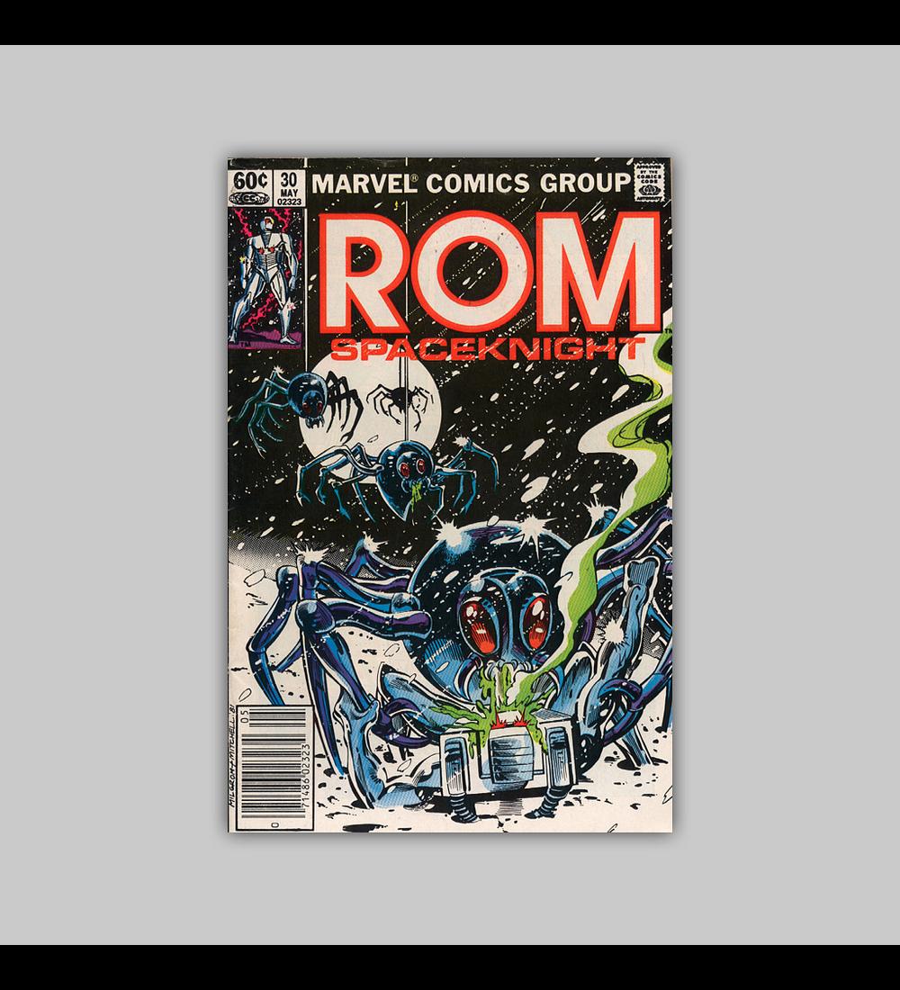 Rom 30 1982