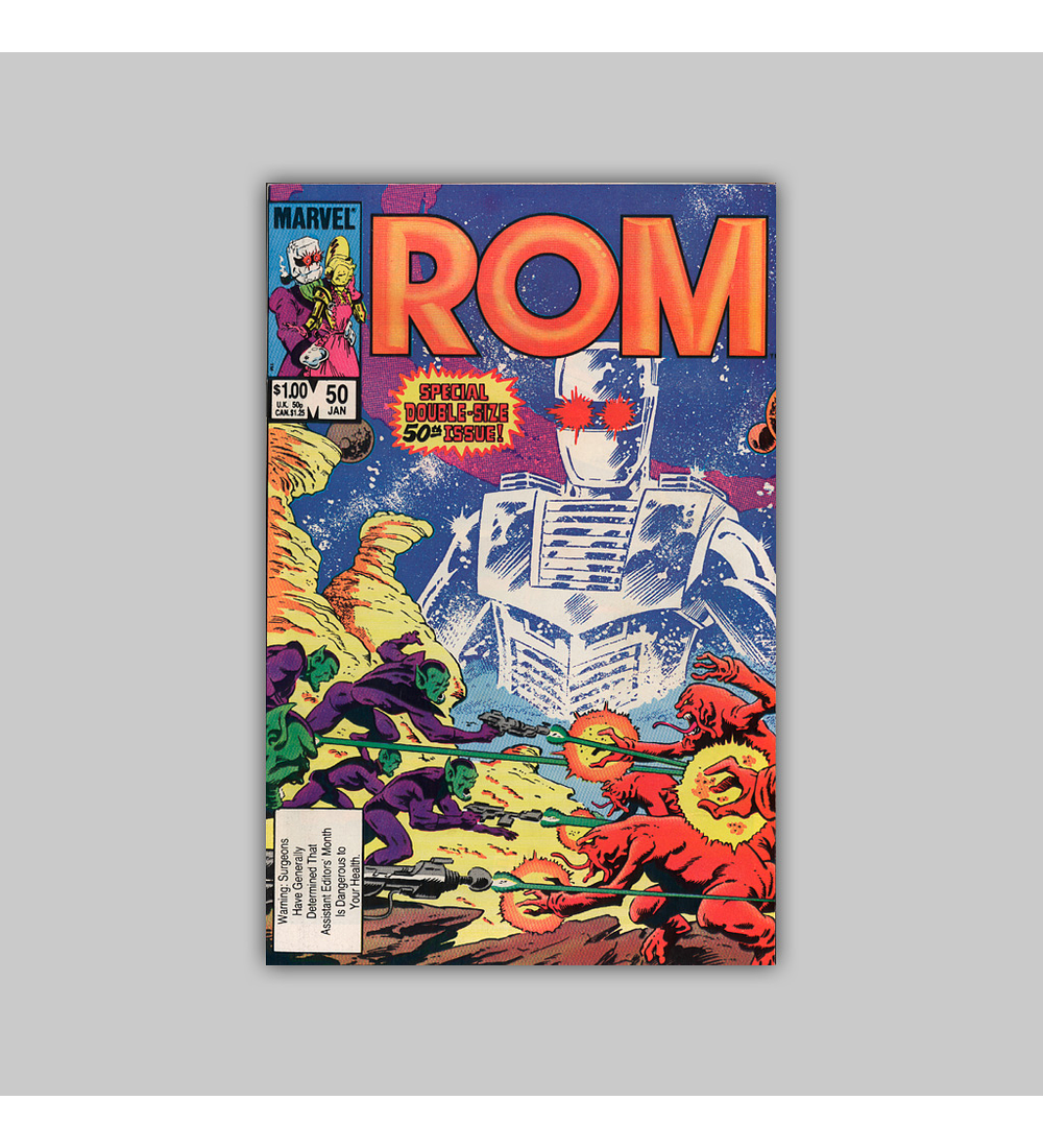 Rom 50 1984