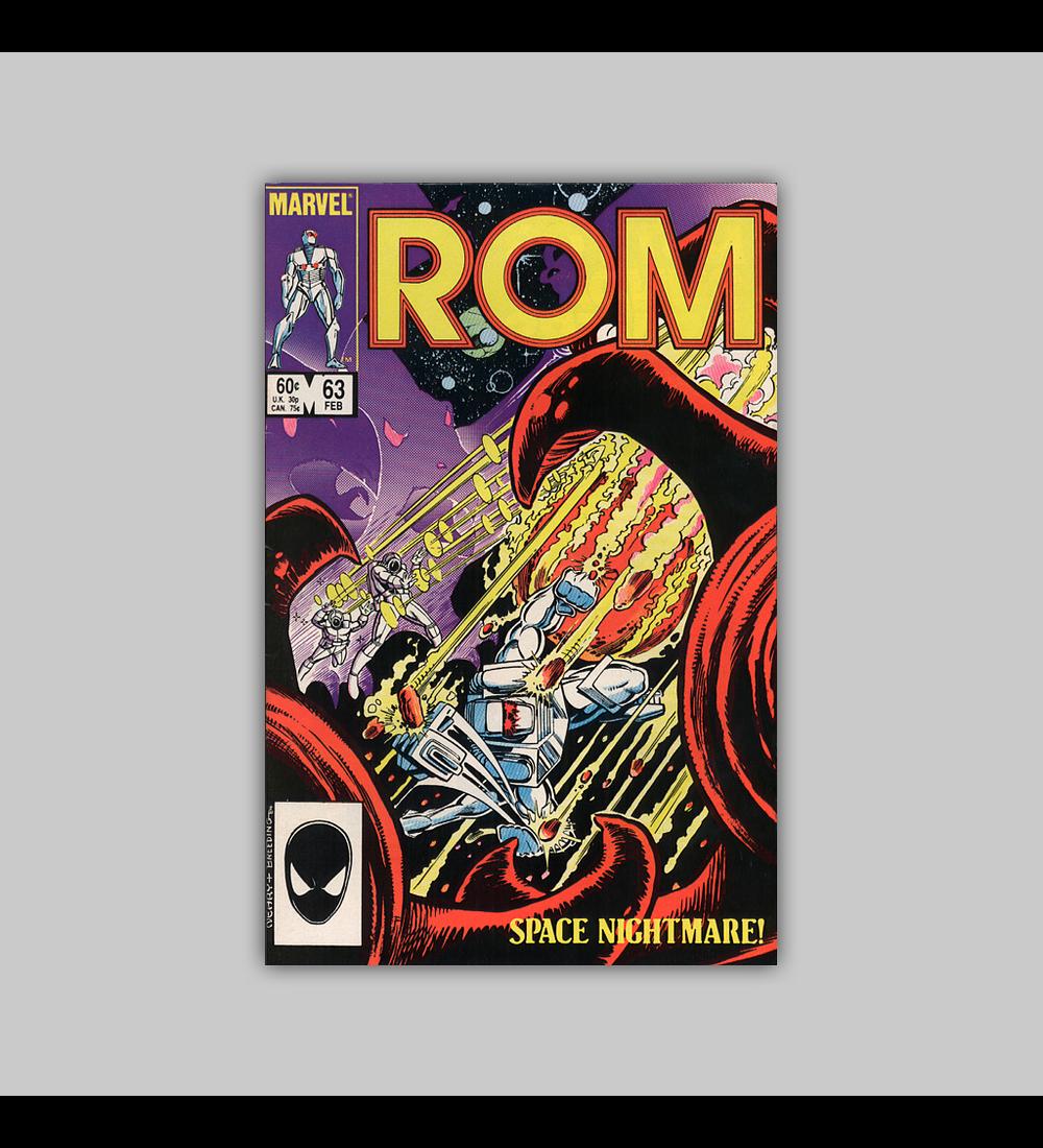 Rom 63 1985