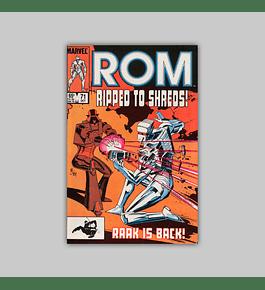 Rom 71 1985