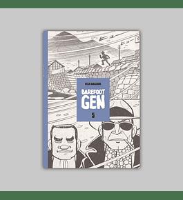 Barefoot Gen Vol. 05 2019