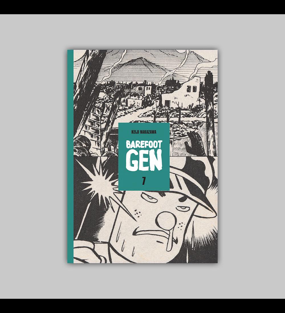 Barefoot Gen Vol. 07 2019