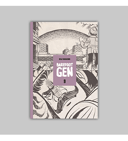 Barefoot Gen Vol. 09 2019