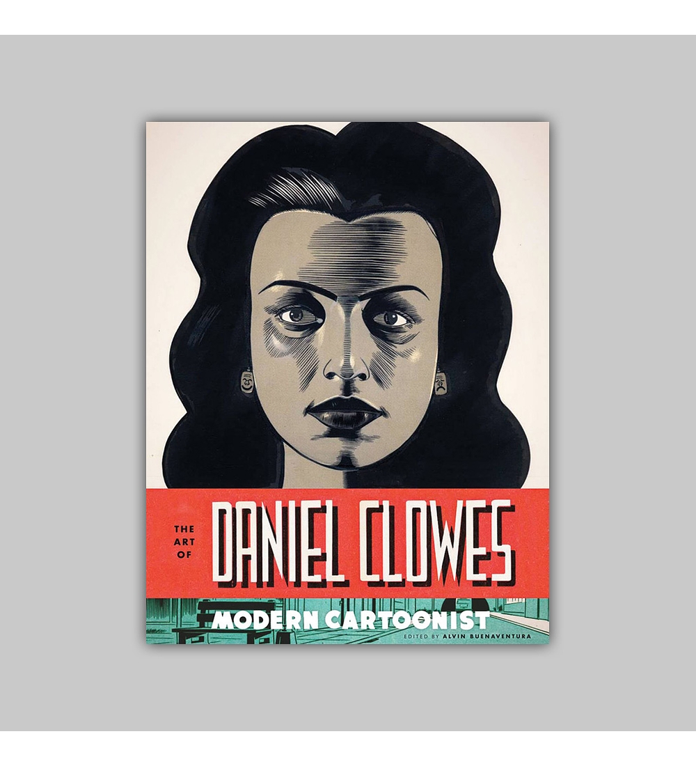 Art of Daniel Clowes: Modern Cartoonist HC 2012