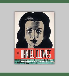 Art of Daniel Clowes: Modern Cartoonist HC 2012