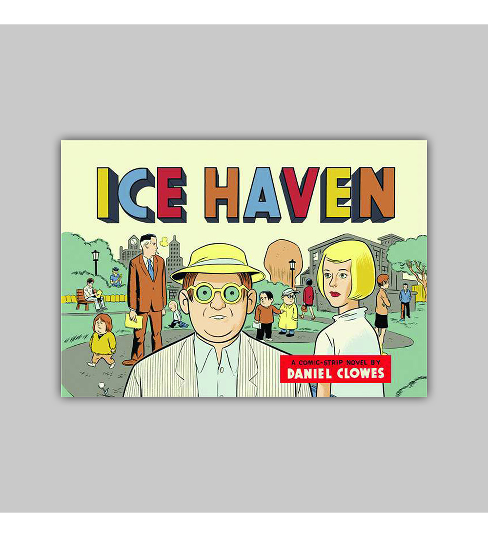 Ice Haven Vol. 01 2011