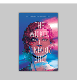 Wicked and the Divine Vol. 01: O Acto de Fausto HC HC