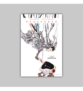 Descender Vol. 02: Lua Máquina