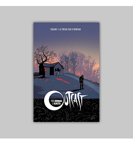 Outcast Vol. 01: As Trevas Que o Rodeiam HC
