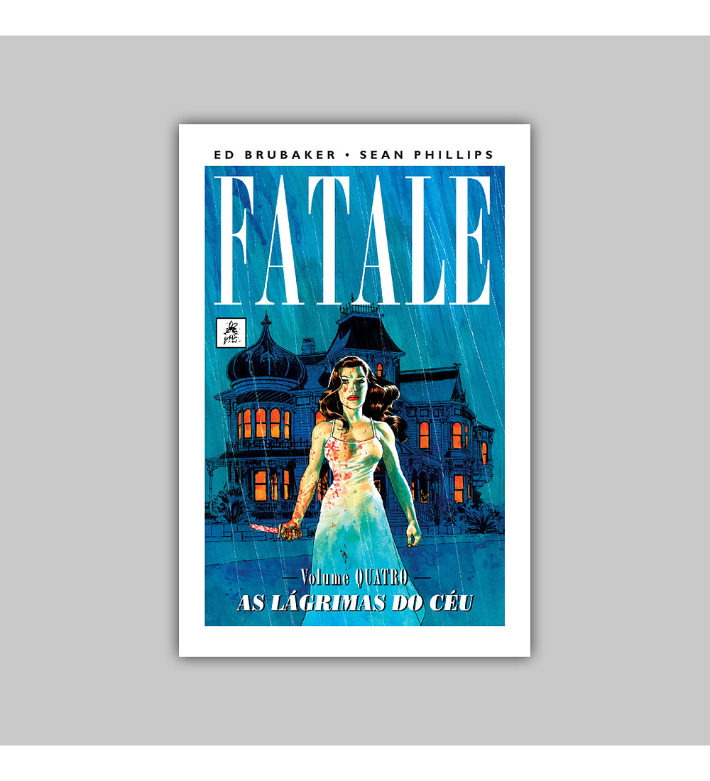 Fatale Vol. 04: As Lágrimas do Céu HC