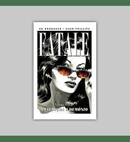 Fatale Vol. 05: Amaldiçoa o Demónio HC