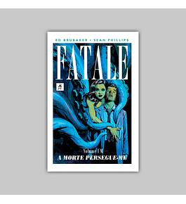 Fatale Vol. 01: A Morte Persegue-me HC