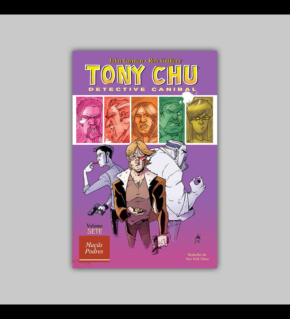 Tony Chu Vol. 07 HC