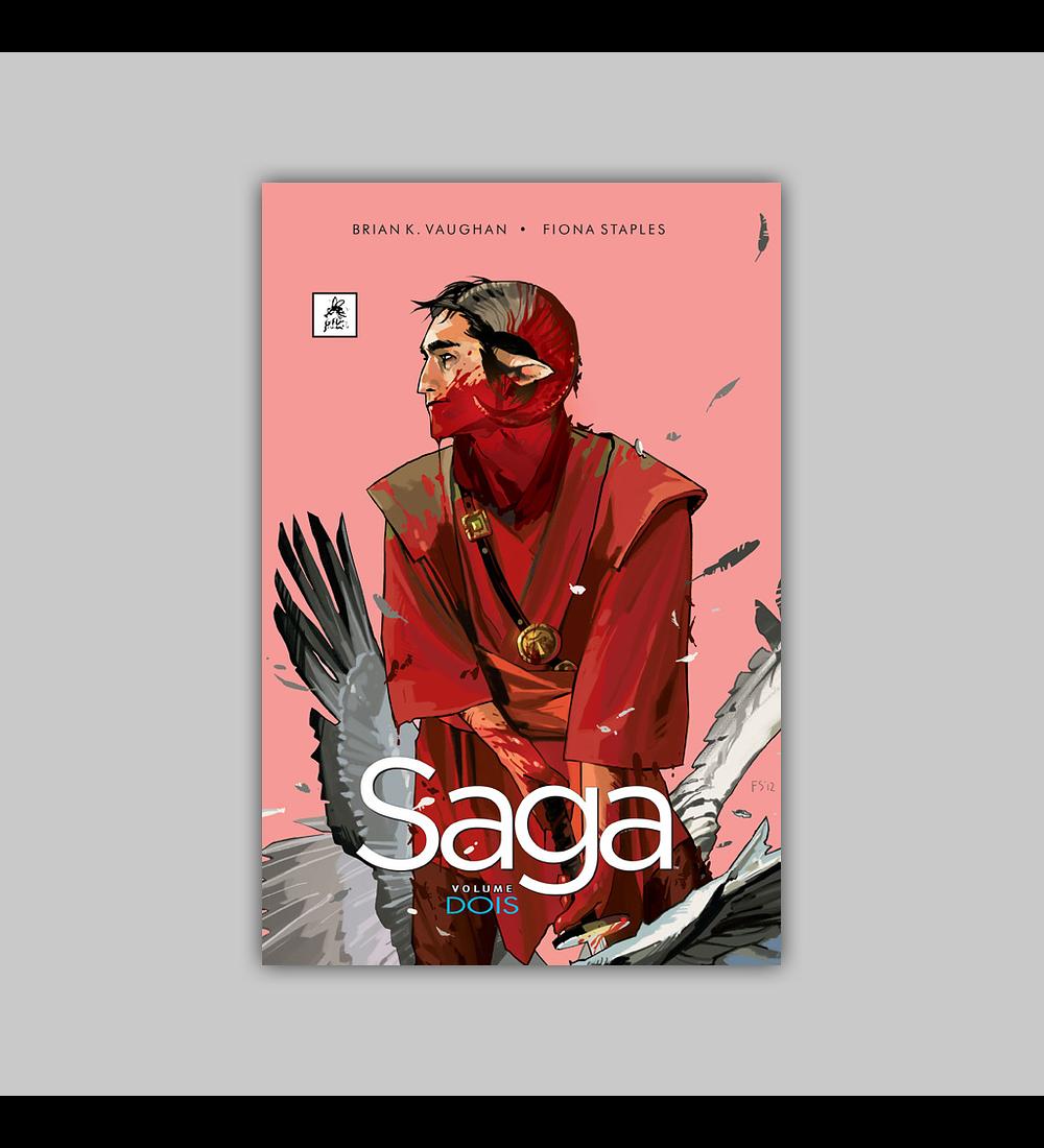 Saga Vol. 02 HC 2016