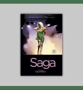 Saga Vol. 04 HC 2016