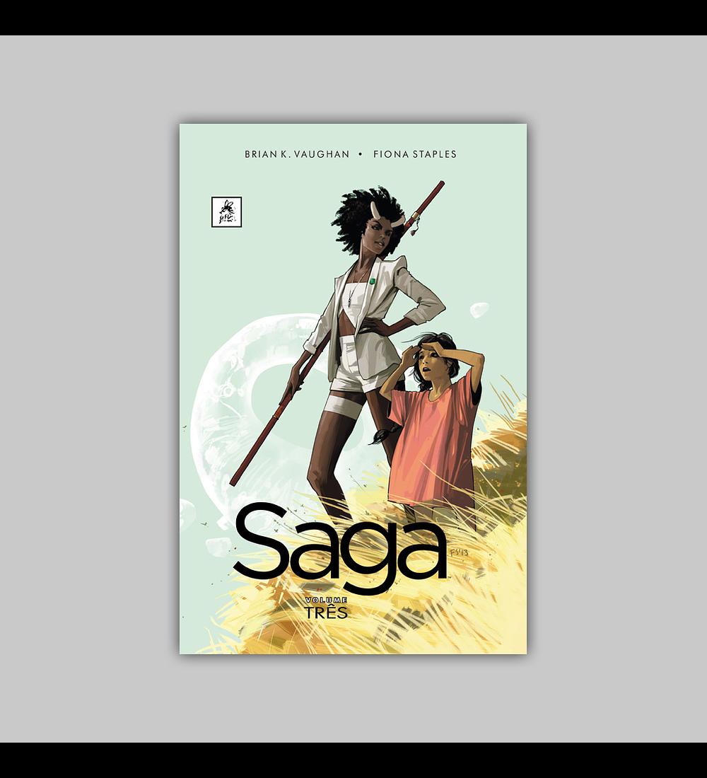 Saga Vol. 03 HC 2016