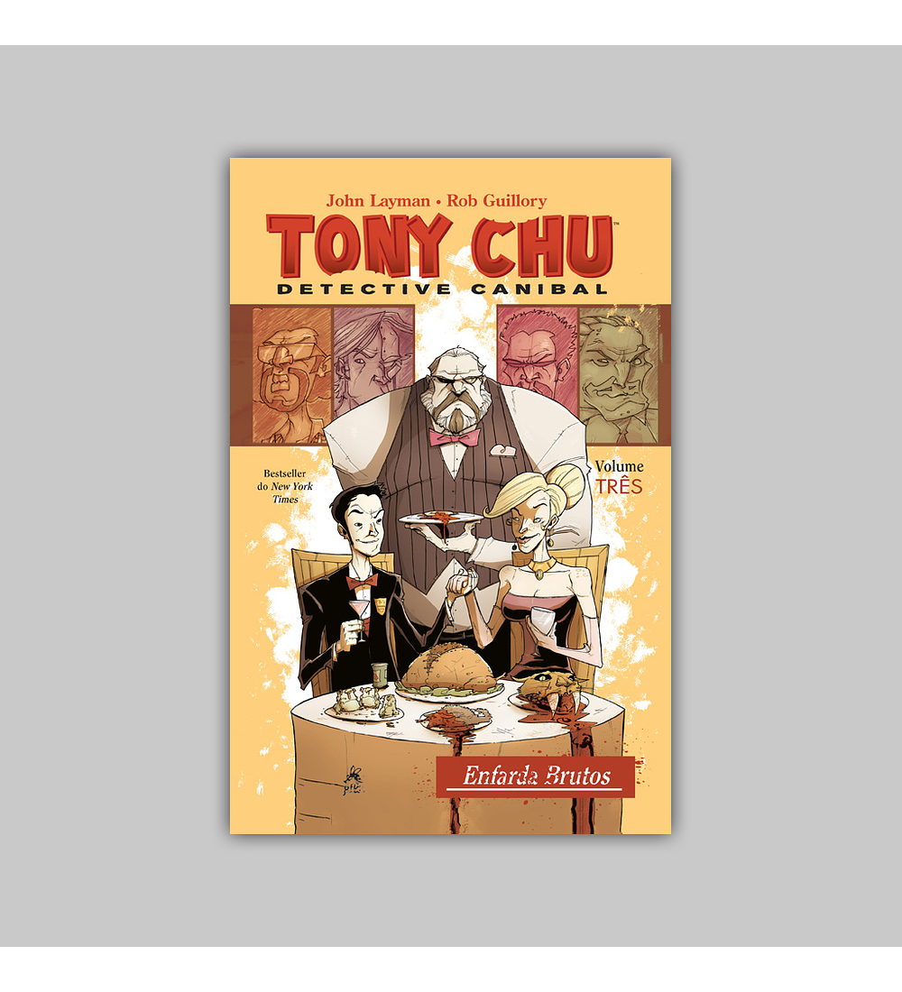 Tony Chu Vol. 03 HC 2016