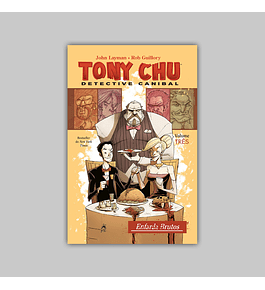 Tony Chu Vol. 03: Enfarda Brutos HC 2016