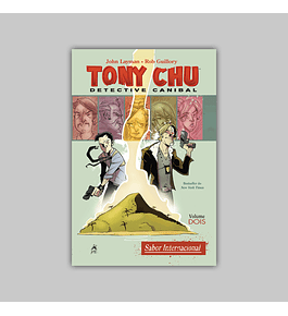 Tony Chu Vol. 02 HC 2016