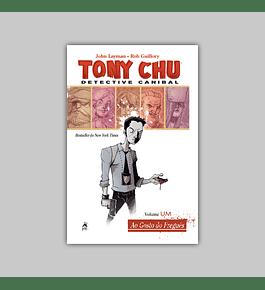 Tony Chu Vol. 01: Ao Gosto do Freguês HC 2016