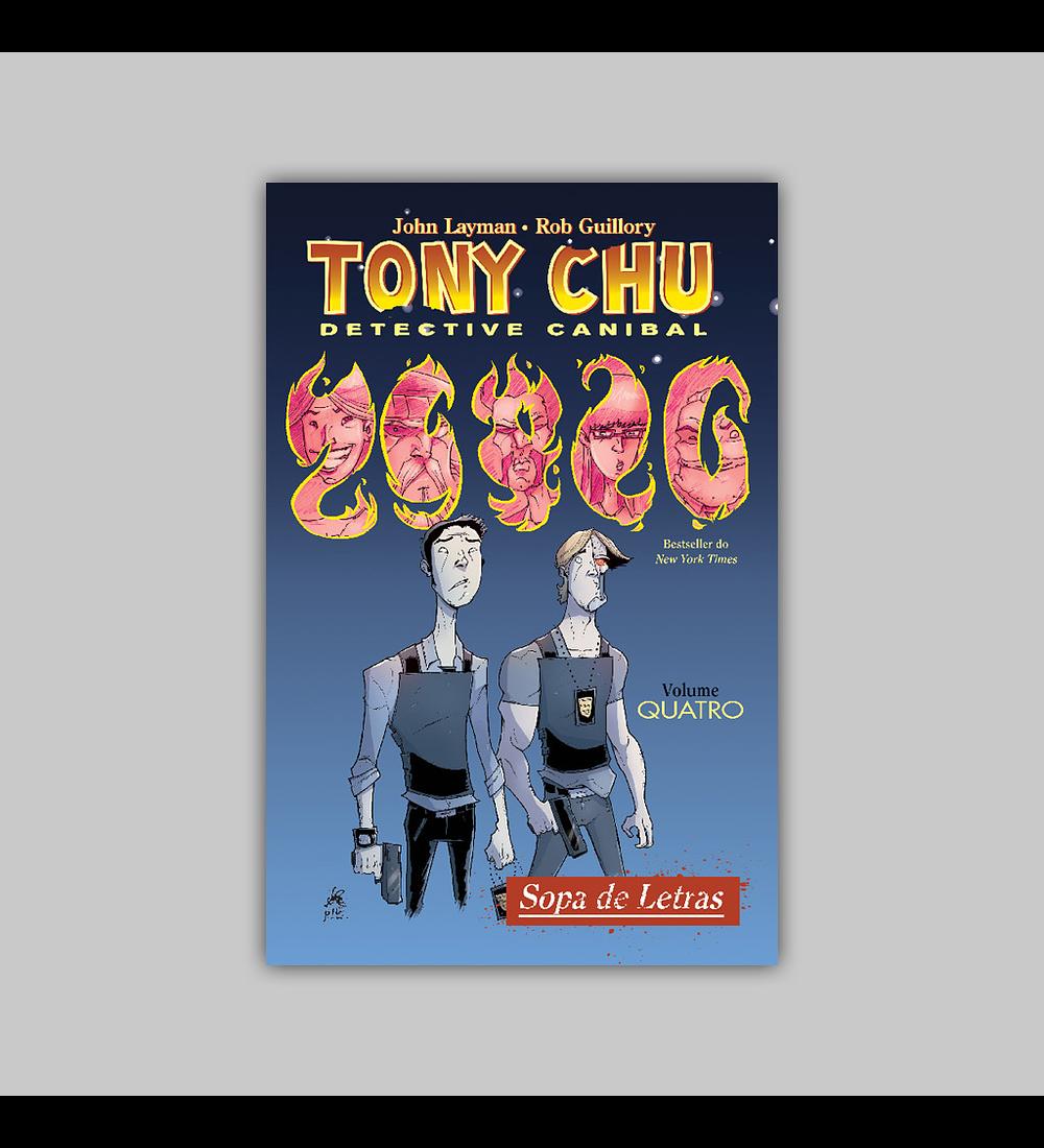 Tony Chu Vol. 04: Sopa de Letras HC