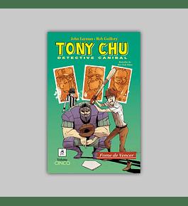 Tony Chu Vol. 05: Fome de Vencer HC 2016