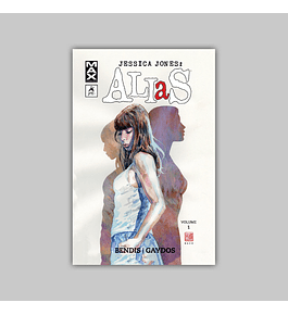Jessica Jones: Alias Vol. 01 HC 2016