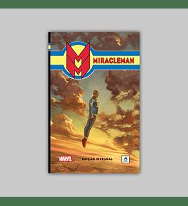 Miracleman: Edição Integral HC 2016