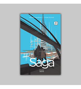 Saga Vol. 06 HC 2017
