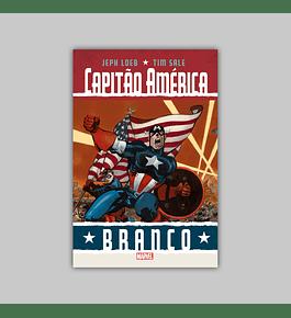 Capitão América: Branco HC 2017