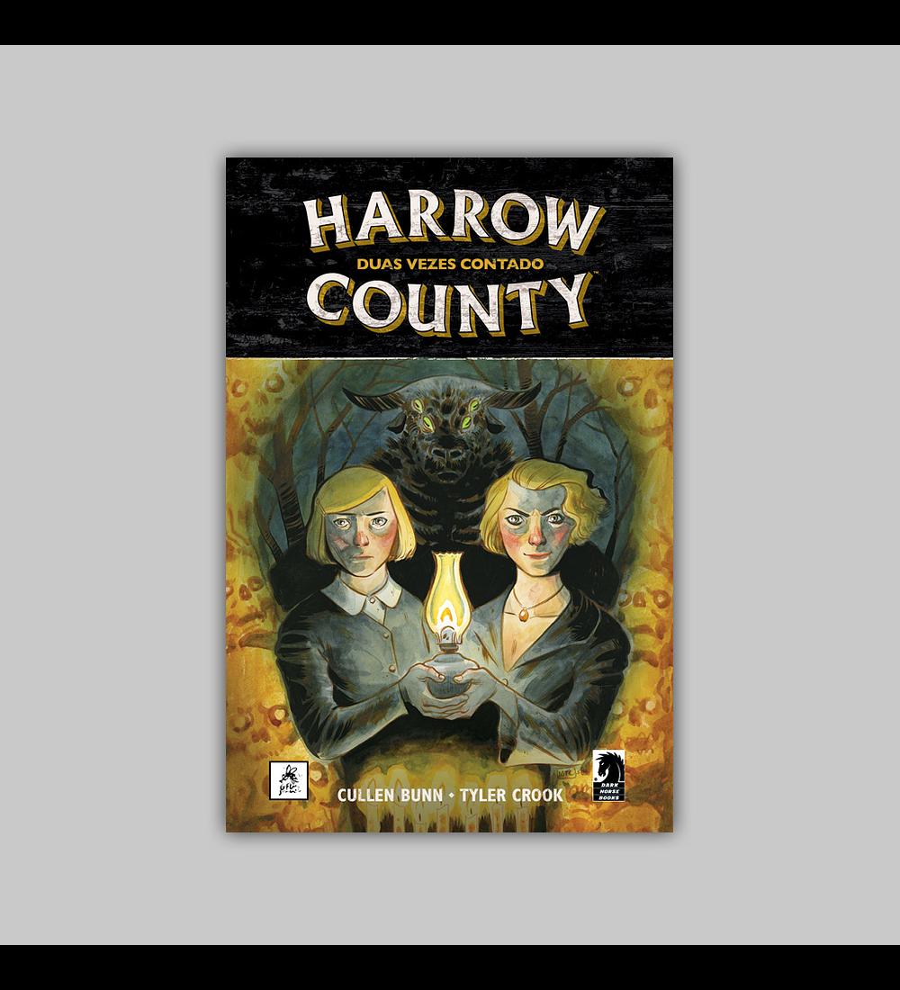 Harrow County: Duas Vezes Contado HC 2017