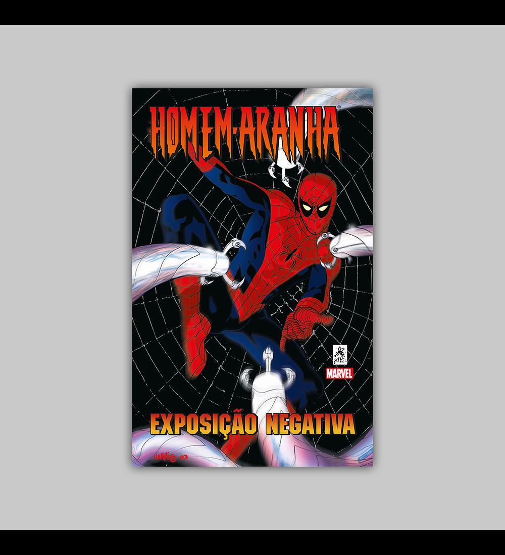 Homem-Aranha: Exposição Negativa HC 2017