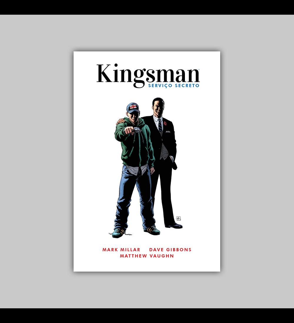Kingsman: Serviço Secreto HC 2017