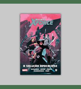 Uncanny X-Force Vol. 01: A Solução Apocalipse HC 2017