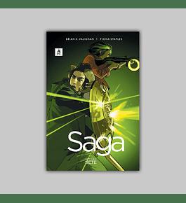 Saga Vol. 07 HC 2017