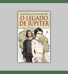 O Legado de Júpiter Vol. 01: Luta de Poderes HC 2018