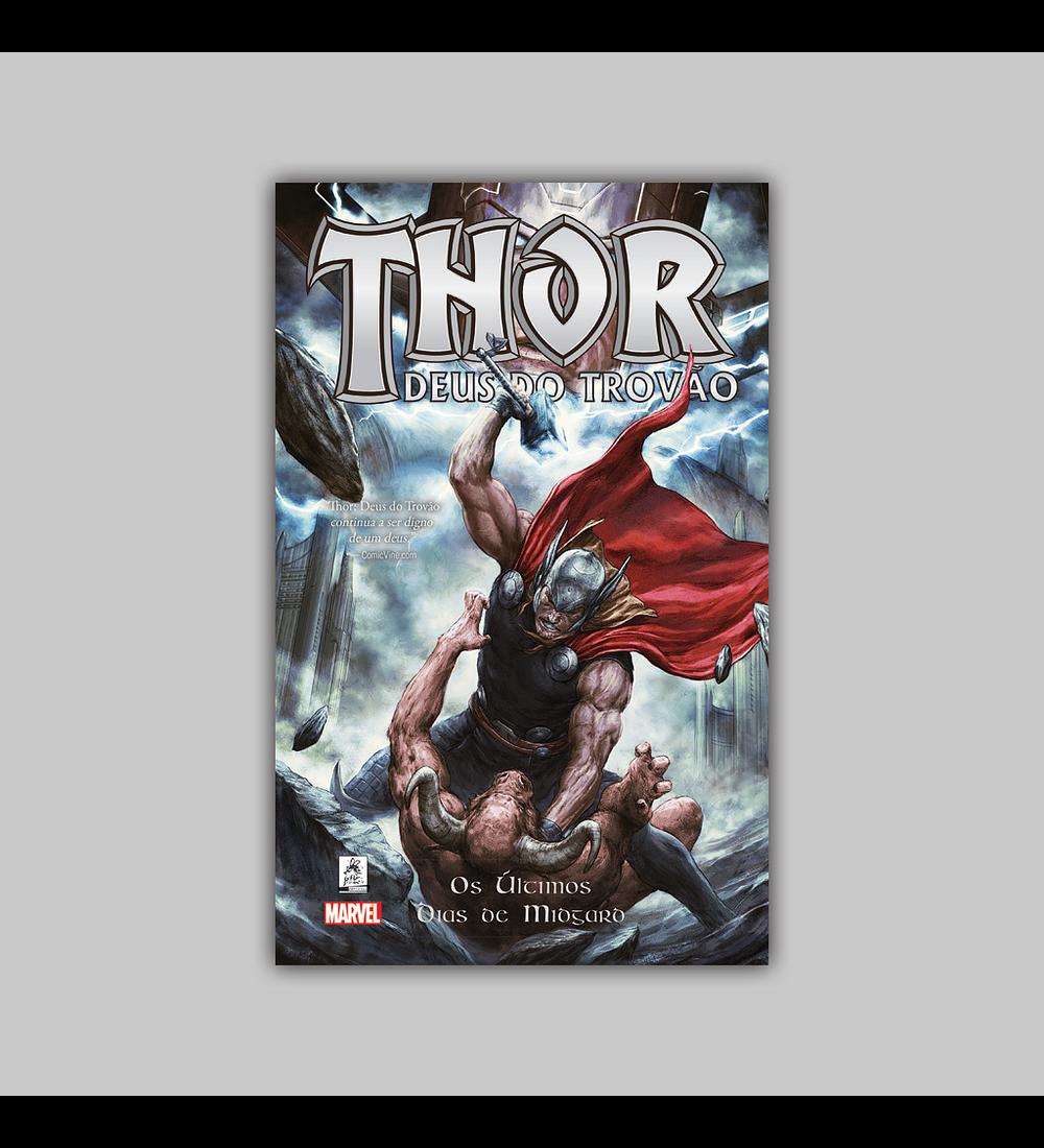 Thor: Deus do Trovão - Os Últimos Dias de Midgard 2018