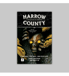 Harrow County: A Encantadora de Serpentes HC 2018
