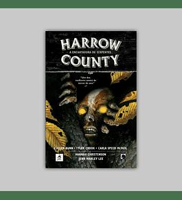 Harrow County: A Encantadora de Serpentes HC 2018